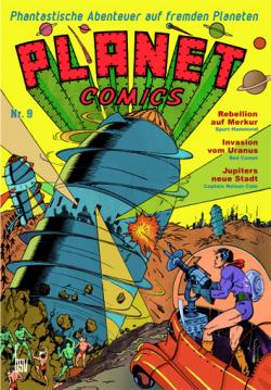 Planet Comics 09