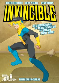 Cross Cult - Poster: Invincible