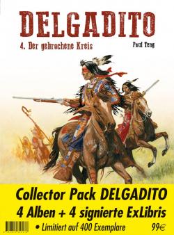 Delgadito Pack