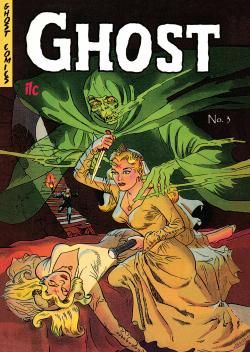 Ghost Comics 3