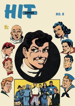 Hit Comics 8