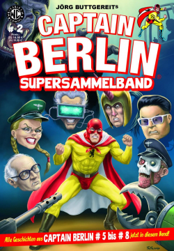 Captain Berlin - Sammelband 2
