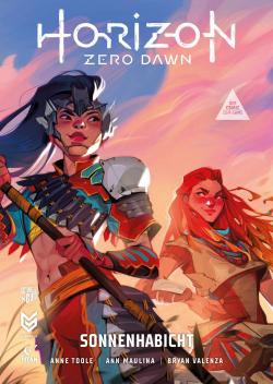 Cross Cult - Postkarte - Horizon Zero Dawn