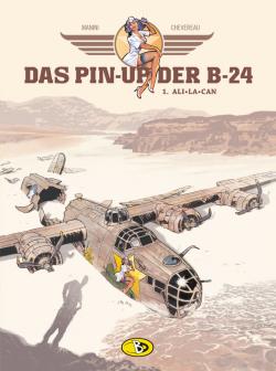 Das Pin-Up der B-24 Band 1