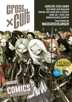 Cross Cult - Comic Katalog 2021