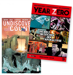 Cross Cult - Poster: Year Zero/Undiscovered County