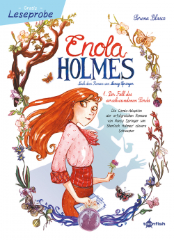 Enola Holmes - Leseprobe
