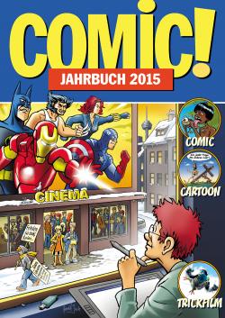 COMIC! - Jahrbuch 2015