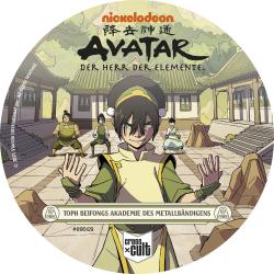 Cross Cult - Sticker: Avatar 21