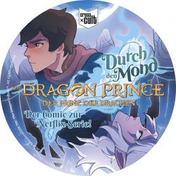 Dragon Prince Aufkleber