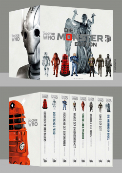 Doctor Who Monster-Edition Gesamtbox