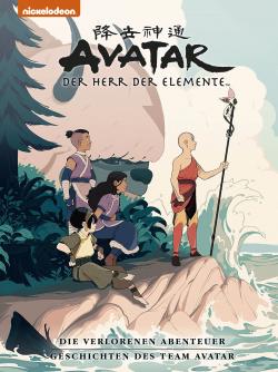 Avatar Premium: Die verlorenen Abenteuer und Geschichten des Team Avatar (HC)