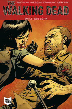 The Walking Dead Softcover 25