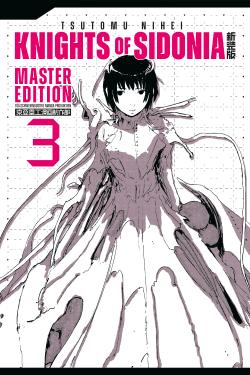 Knights of Sidonia - Master Edition 3
