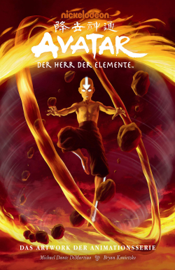 Avatar: Das Artwork der Animationsserie