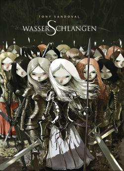 Cross Cult - Poster: Wasserschlangen