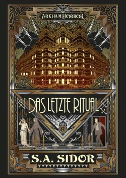 Cross Cult - Postkarte - Arkham Horror: Das letzte Ritual