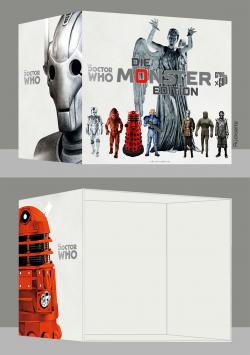 Doctor Who Monster-Edition Gesamtbox (Leerschuber)