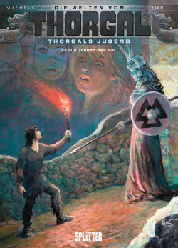 Die Welten von Thorgal - Thorgals Jugend 9