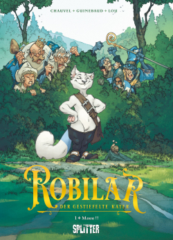 Robilar - der Gestiefelte Kater 1