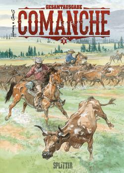 Comanche Gesamtausgabe 3