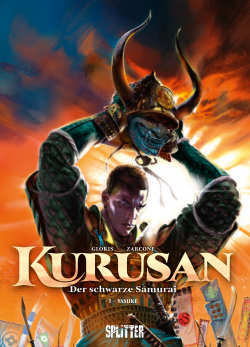 Kurusan - der schwarze Samurai 1