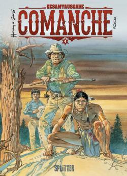 Comanche Gesamtausgabe 4