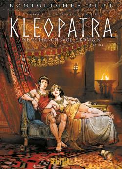 Königliches Blut 12 - Kleopatra 4