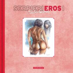 Serpieri Eros Artbook 1