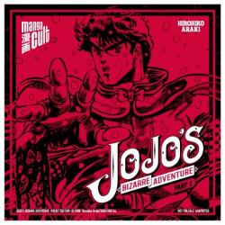 Cross Cult - JoJo's Bizarre Adventure 1 - Sticker Motiv 2