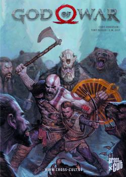 Cross Cult - Poster: God of War