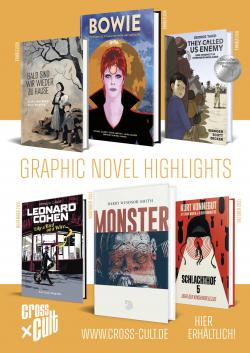 Cross Cult - Poster: Graphic Novels