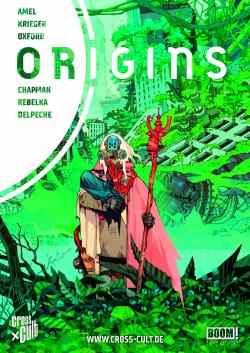 Cross Cult - Poster: Origins / Decorum