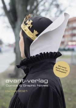 avant Katalog Herbst 2021
