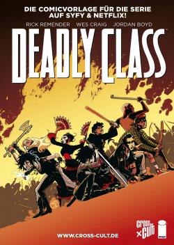 Cross Cult Poster - Deadly Class 8
