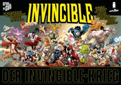 Cross Cult - Poster: Invincible 6 A1