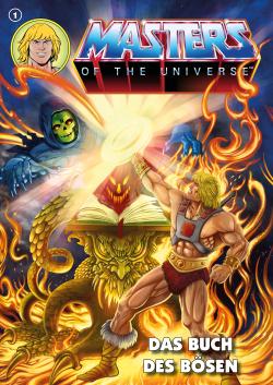 Masters of the Universe 1 - Das Buch des Bösen (Neuauflage)
