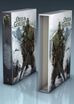 Orks & Goblins Leerschuber