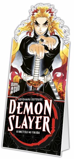 Cross Cult - Bodenaufsteller: Demon Slayer