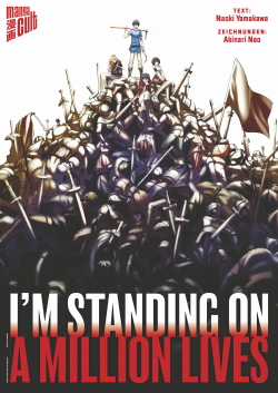 Cross Cult - Poster: I´m standing on an Million Lives 4