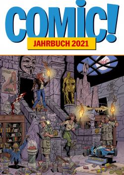 COMIC! - Jahrbuch 2021