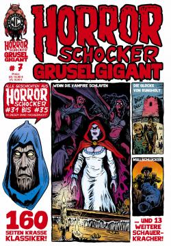 Horrorschocker Grusel Gigant 7