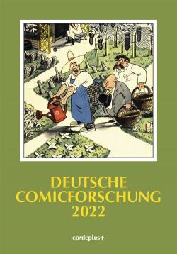 Deutsche Comicforschung 2022
