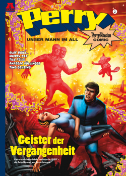 Perry unser Mann im All 2 HARDCOVER