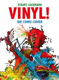 Vinyl! Die Comic-Cover