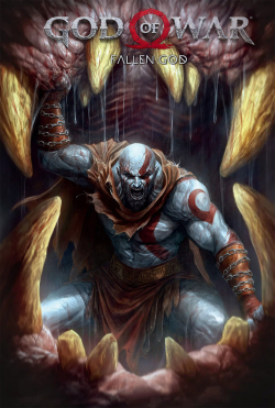 God of War: Fallen God (Hardcover)