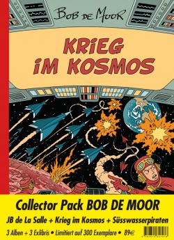 Collector Pack Bob de Moor