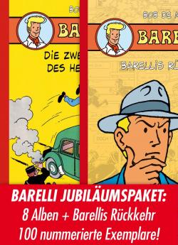 Barelli Jubiläumspaket
