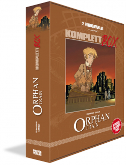 Orphan Train Komplett-Box