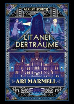 Cross Cult - Postkarte - Arkham Horror: Litanei der Träume